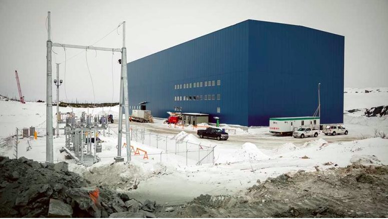 Nemaska Lithium en couverture du Northern Miner