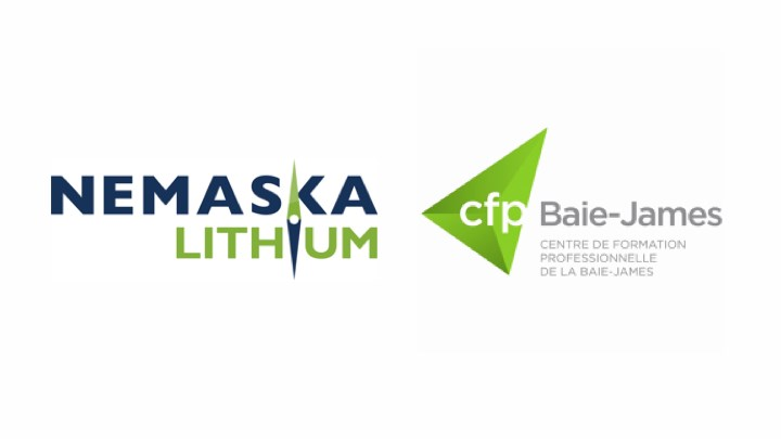 Nemaska Lithium and the Centre de formation professionnelle de la Baie-James develop a new training